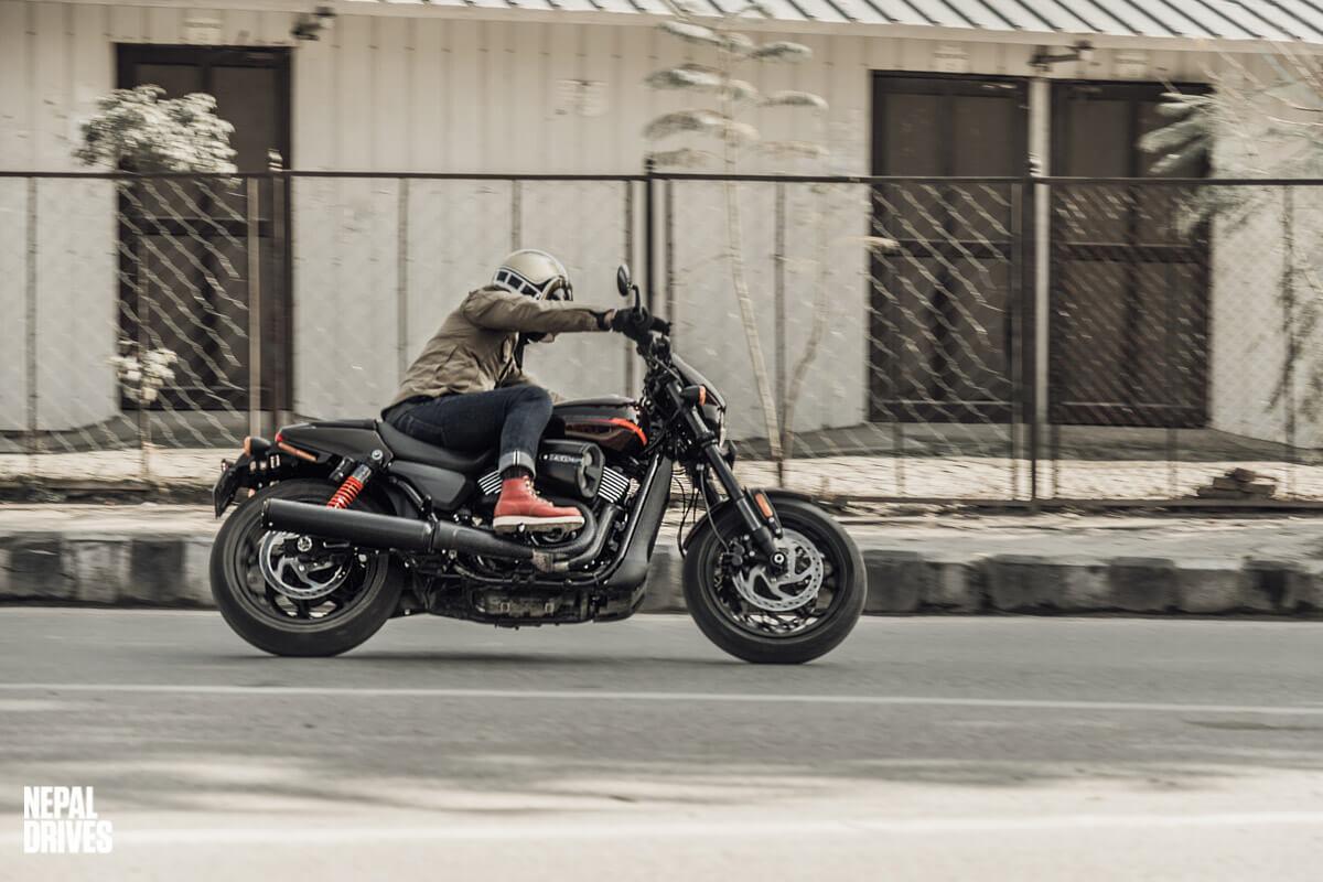 Harley Davidson Street Rod 750 Image23