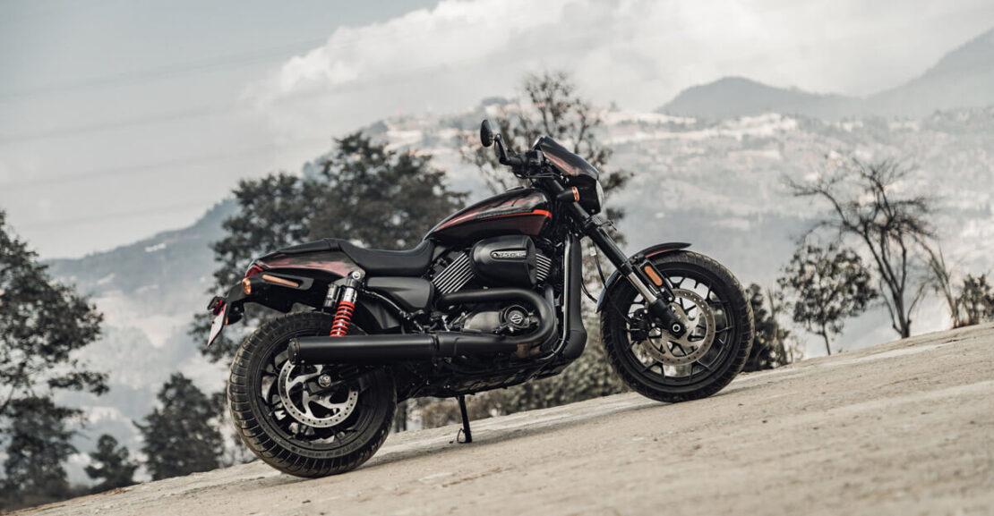 Harley Davidson Street Rod 750 Image4