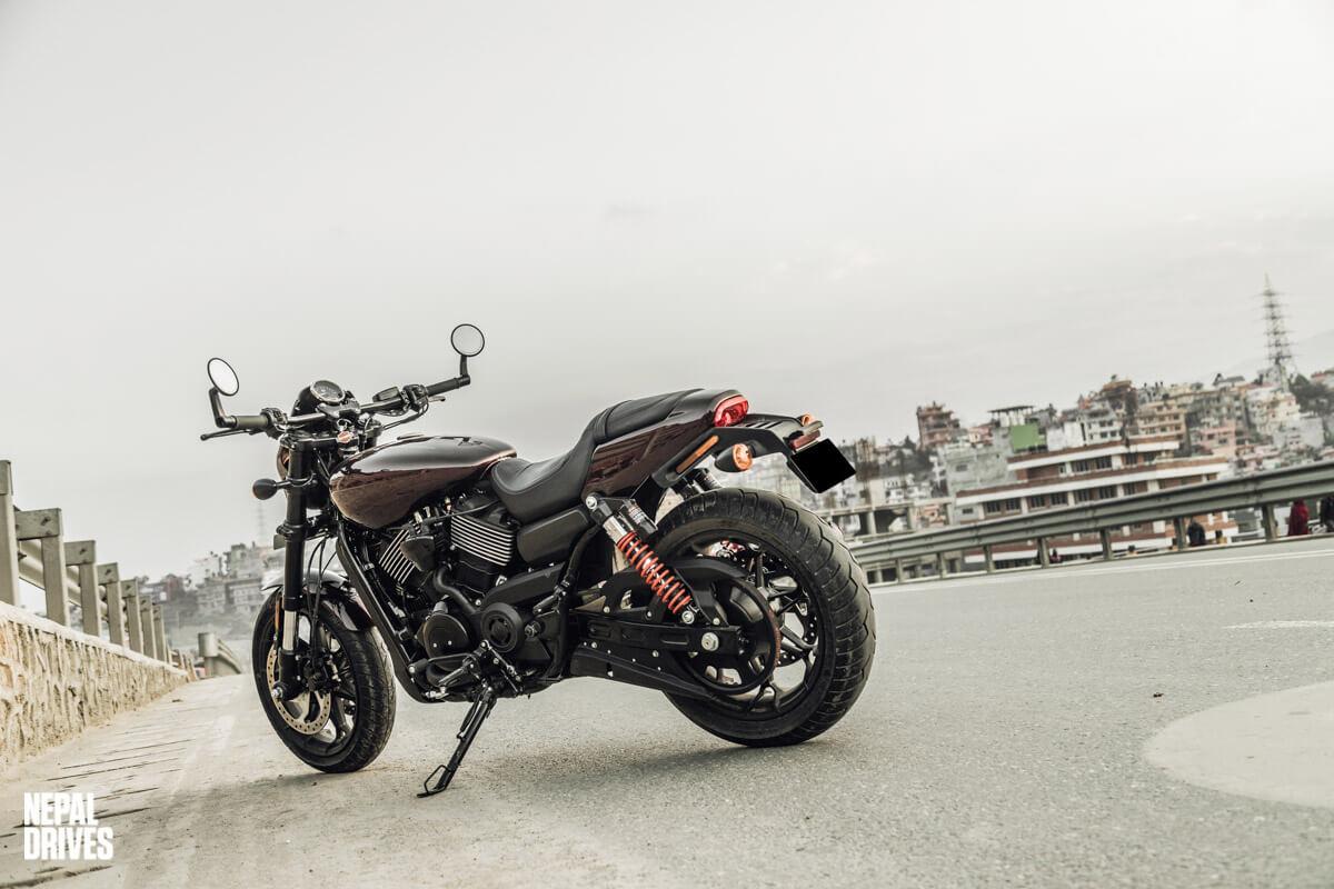 Harley Davidson Street Rod 750 Image8