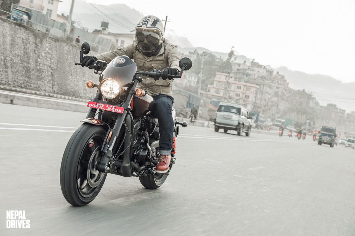 Harley Davidson Street Rod 750 Image9