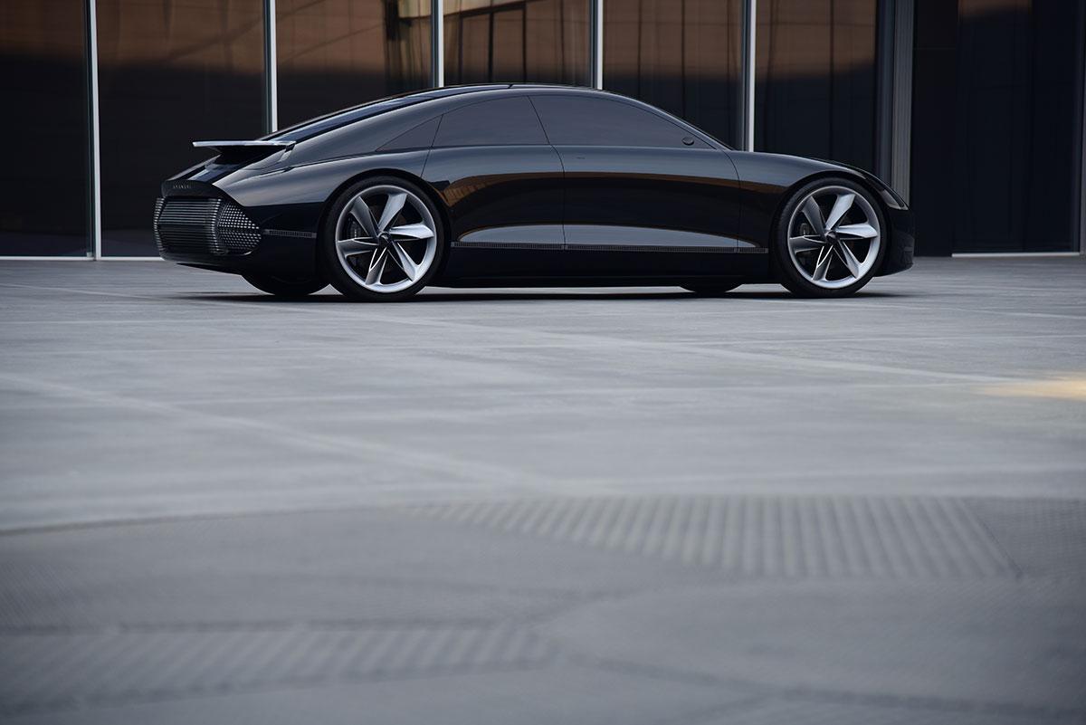 Hyundai Prophecy Concept EV 1