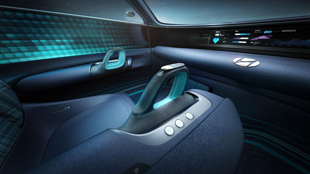 Hyundai Prophecy Concept EV 6