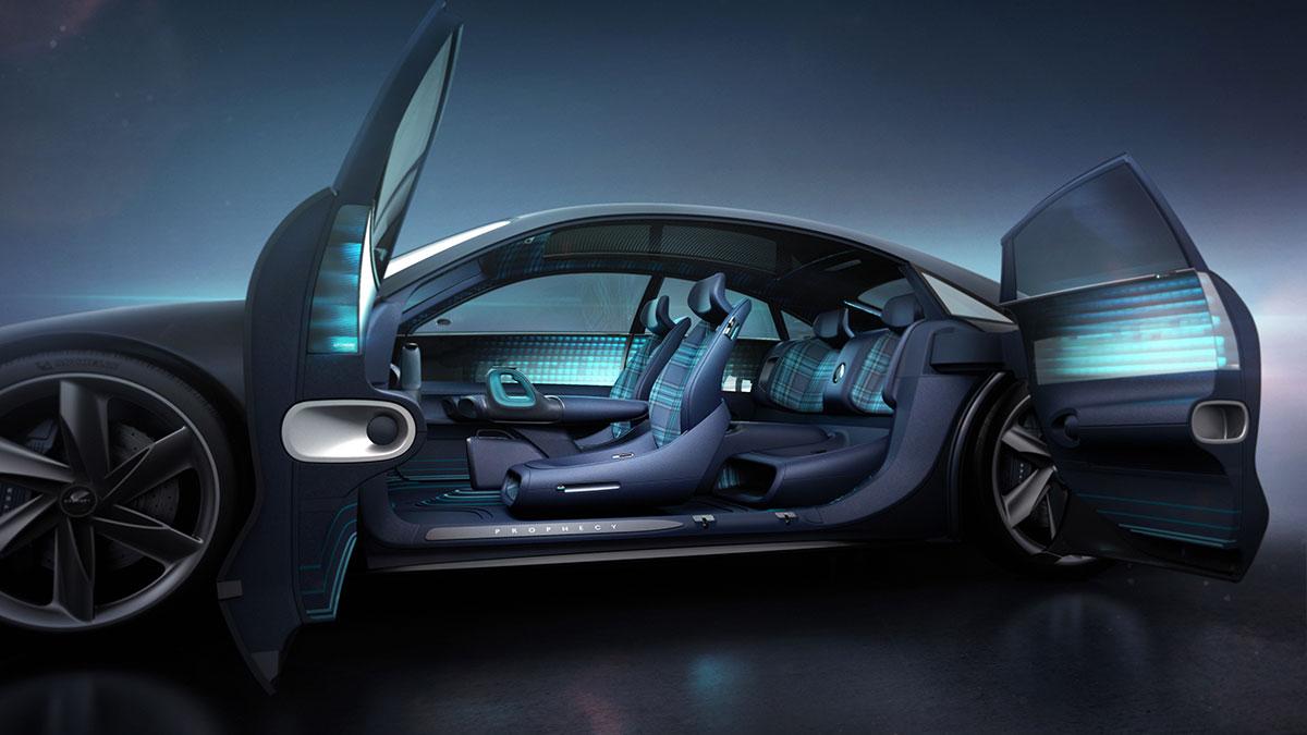 Hyundai Prophecy Concept EV 7