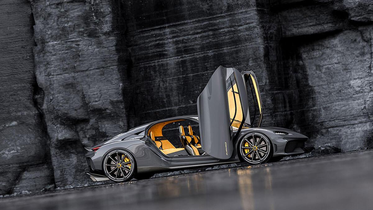 Koenigsegg Gemera 11