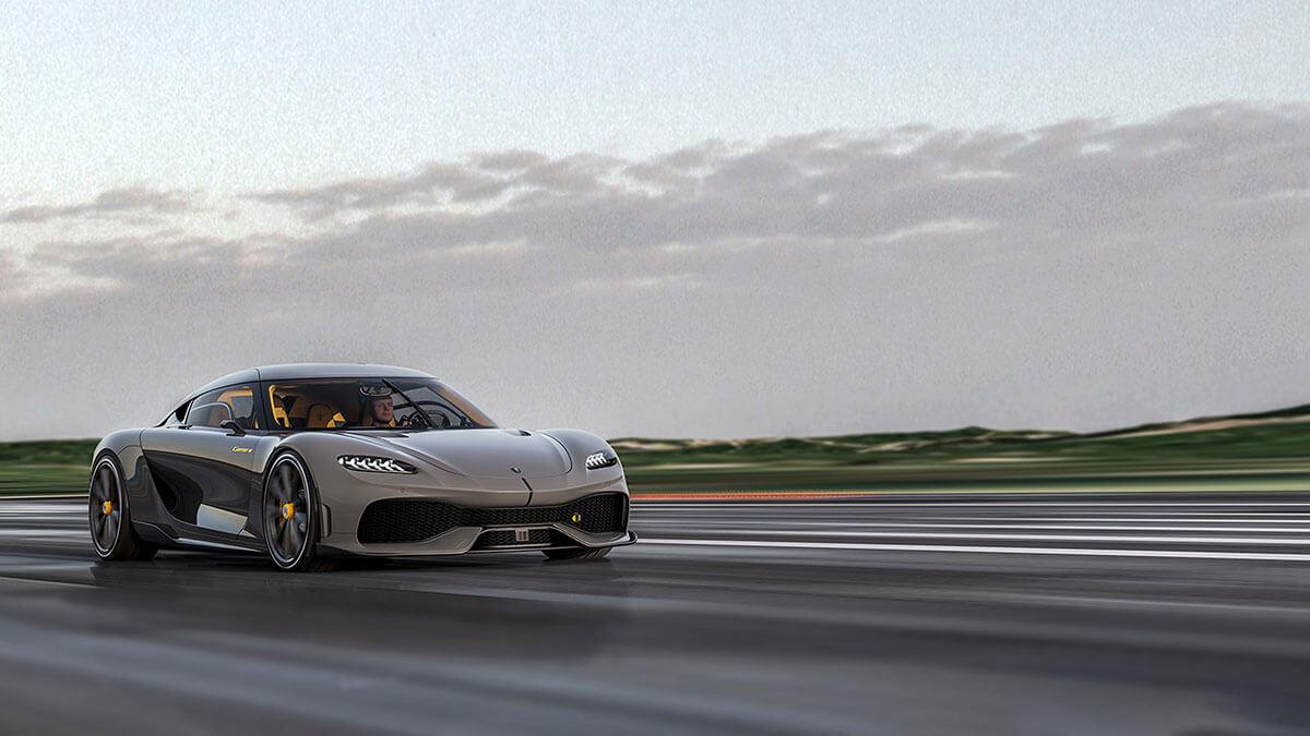 Koenigsegg Gemera 21
