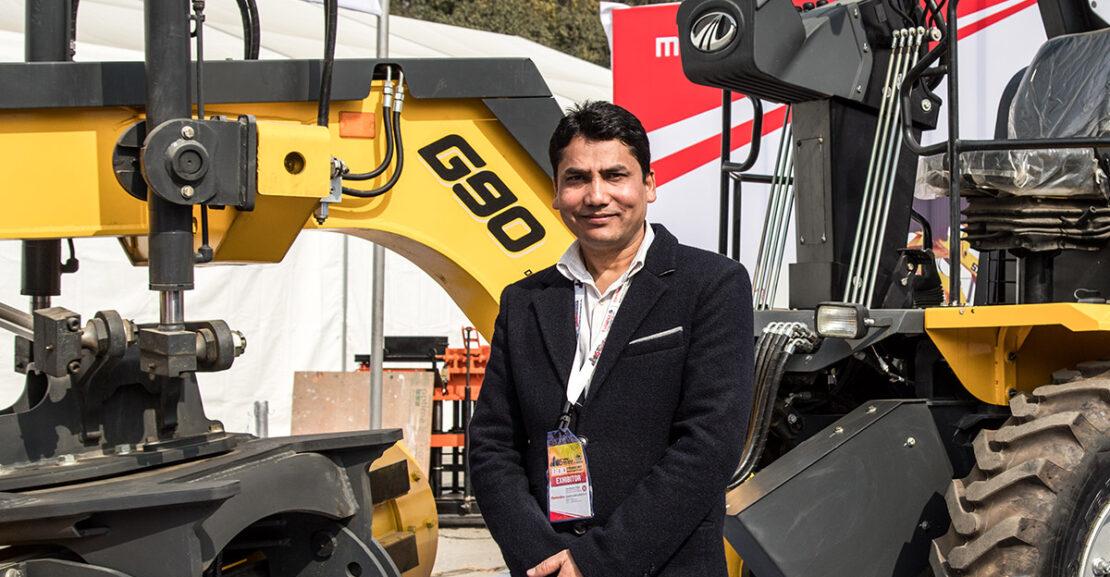 Mahindra MV Dugar Construction Equipment Tara Thapa Buildcon 2020 Featured Image
