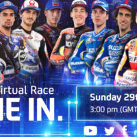 MotoGP Virtual Race March29 2020 Covid19 Featured Image