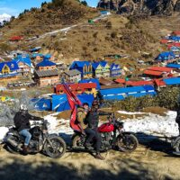 Royal Enfield Kalinchowk Ride Feb 2020 Nepal Featured Image