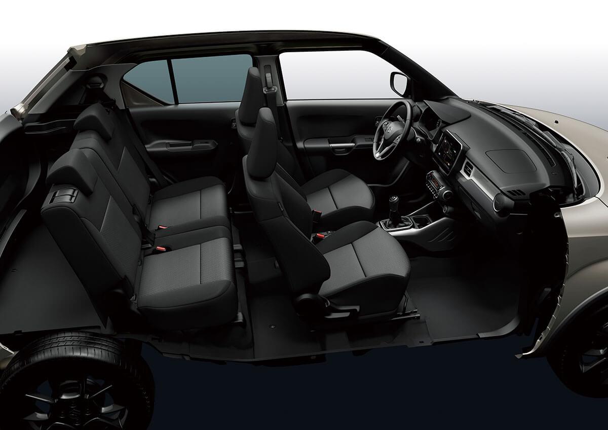 Suzuki Ignis Facelift 1