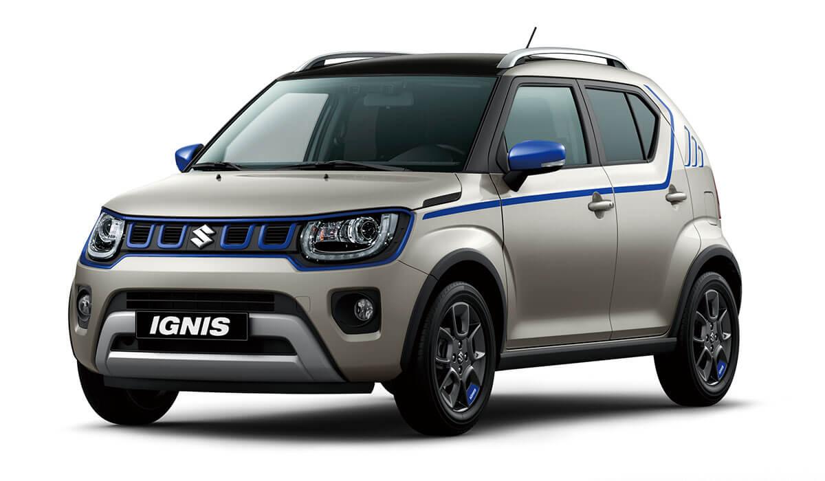 Suzuki Ignis Facelift 10