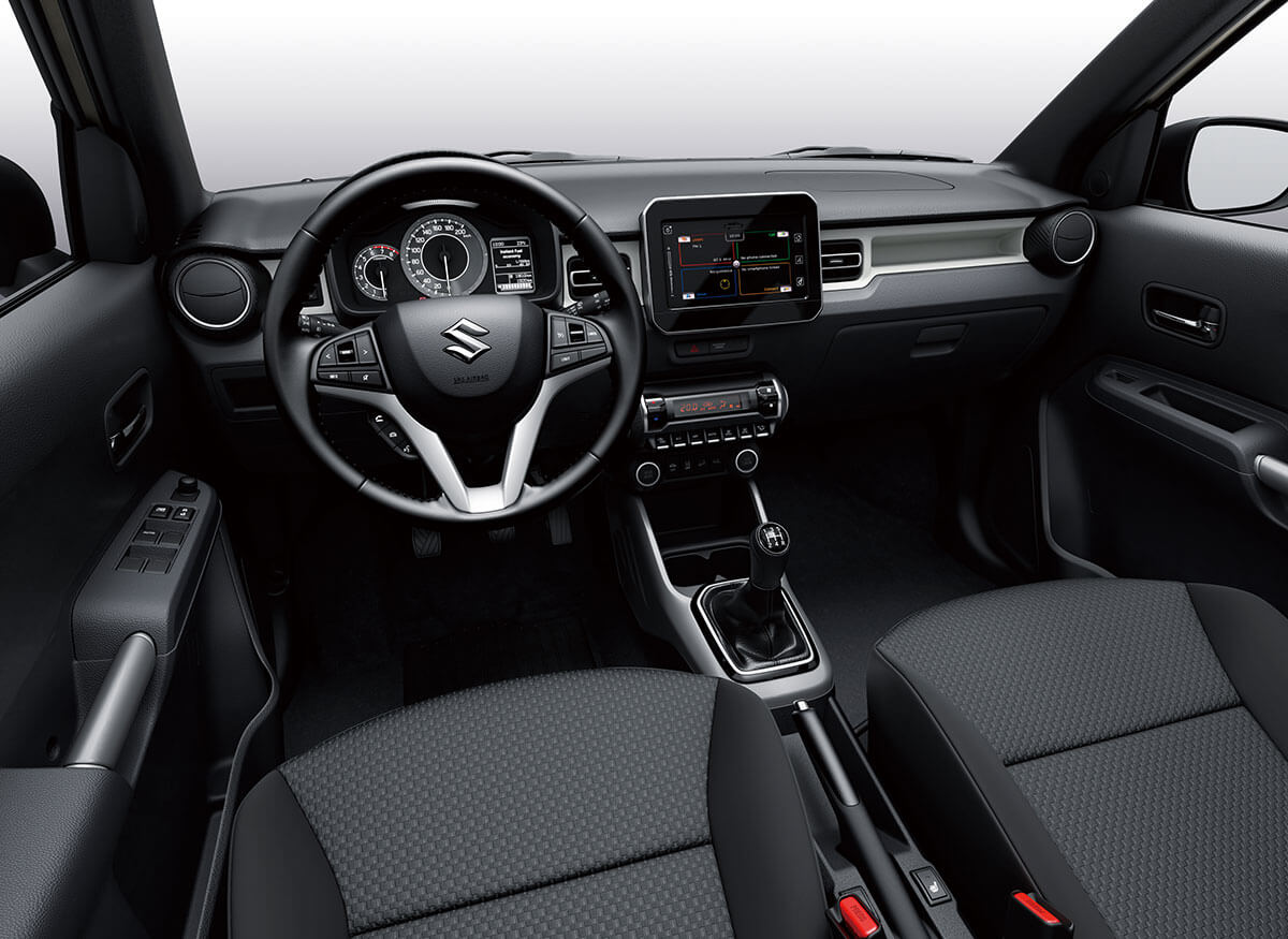 Suzuki Ignis Facelift 11