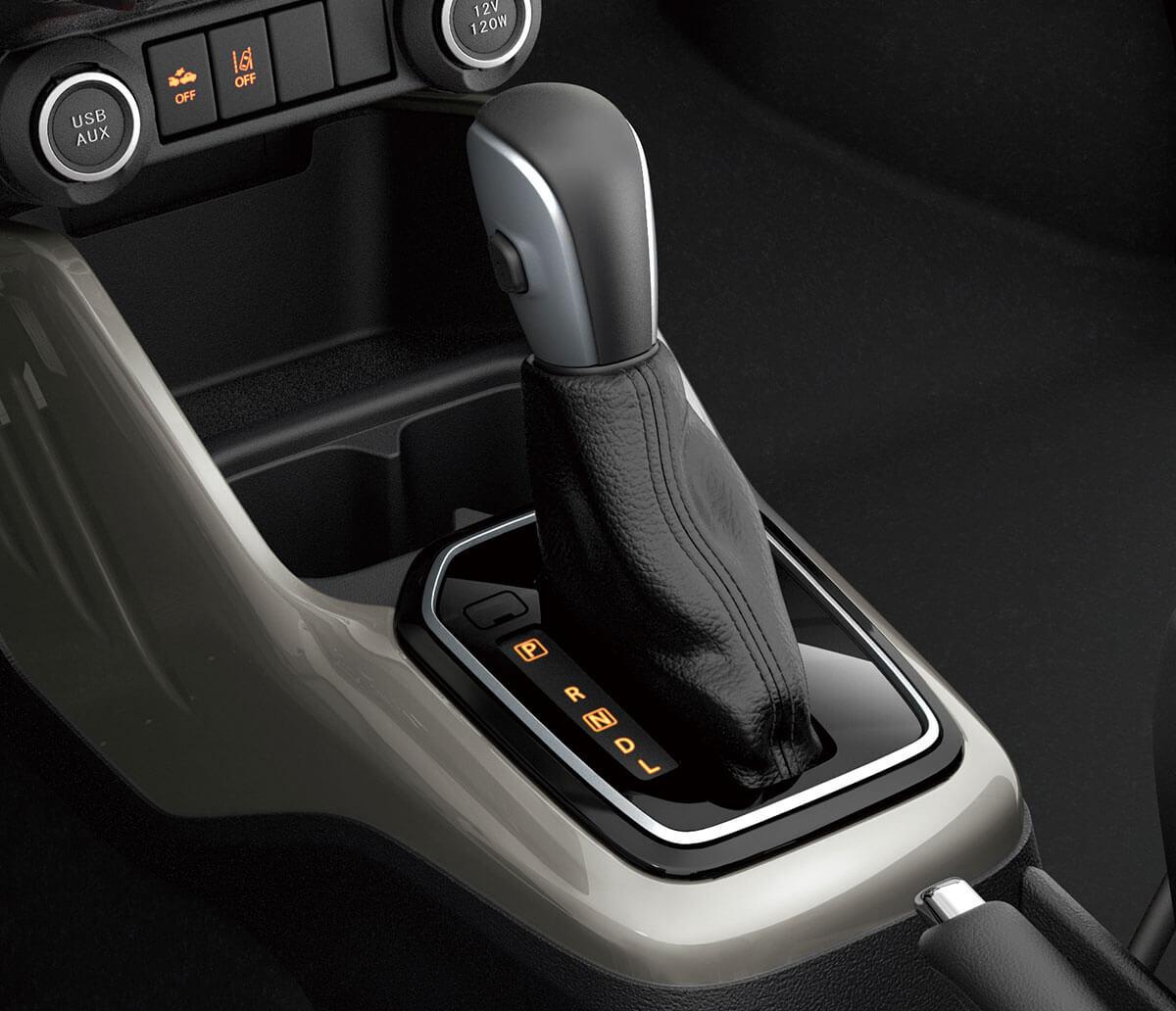 Suzuki Ignis Facelift 5