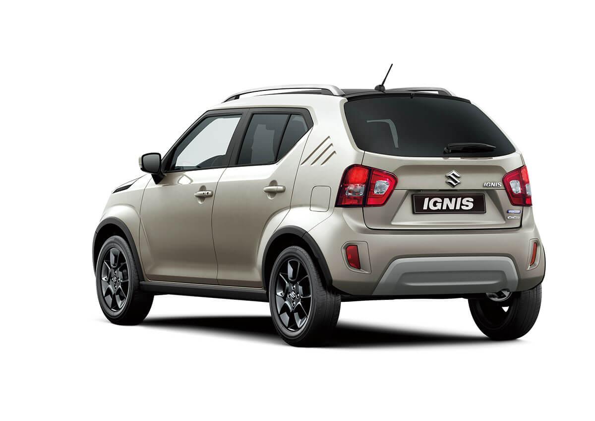 Suzuki Ignis Facelift 7