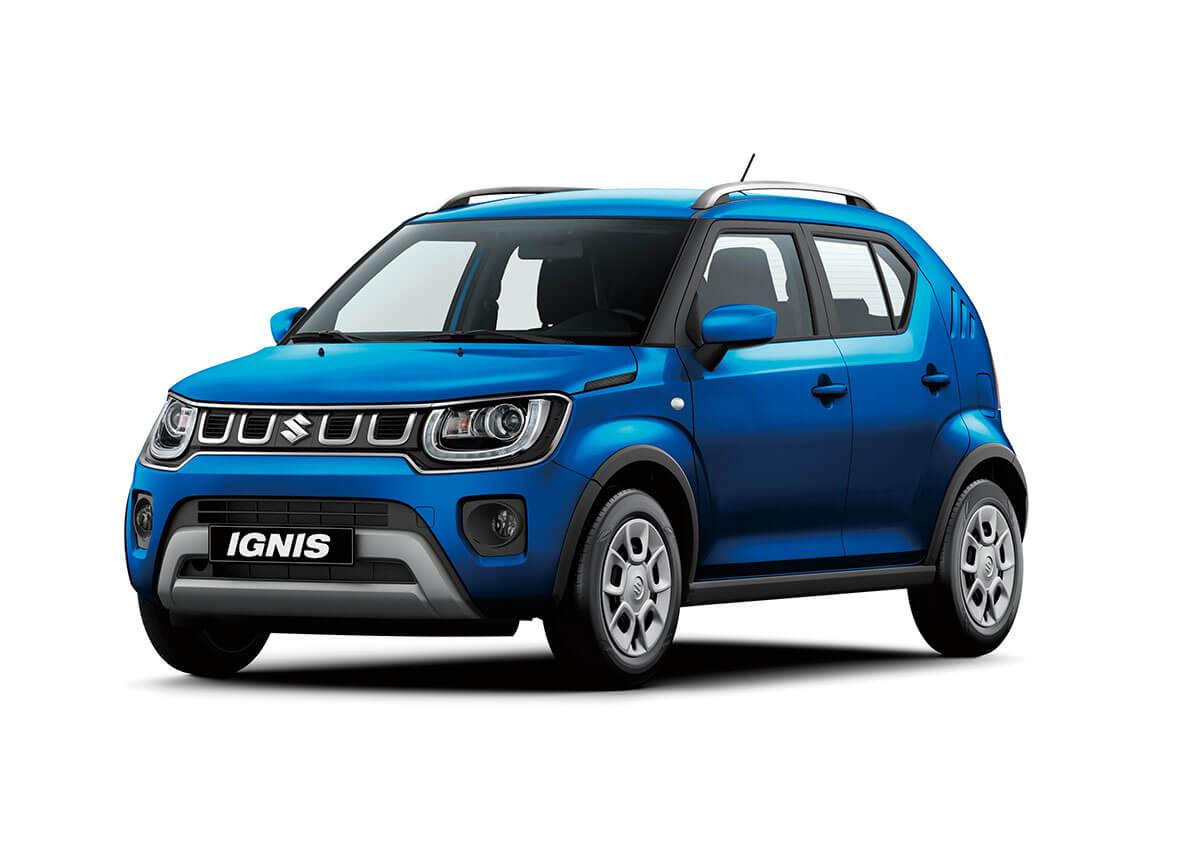 Suzuki Ignis Facelift 8