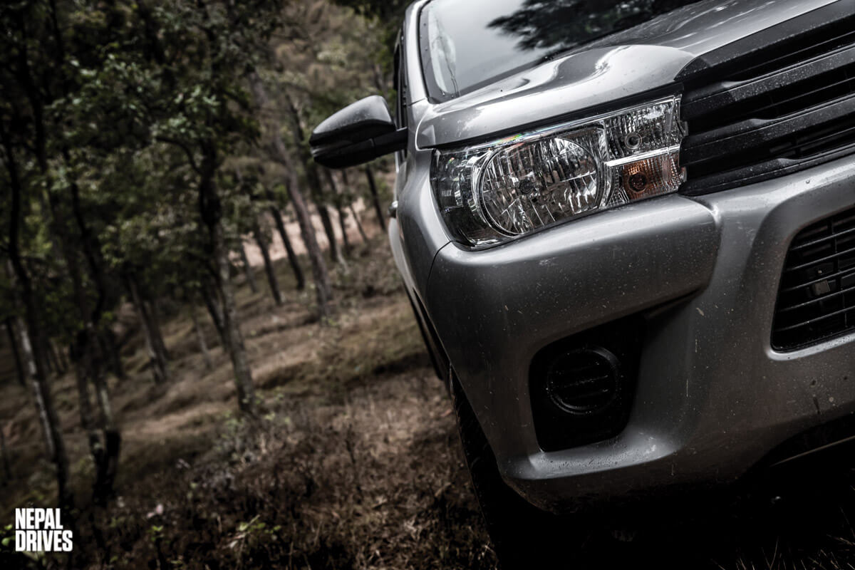 Toyota Hilux 2019 Nepal Test Drive Review Image12