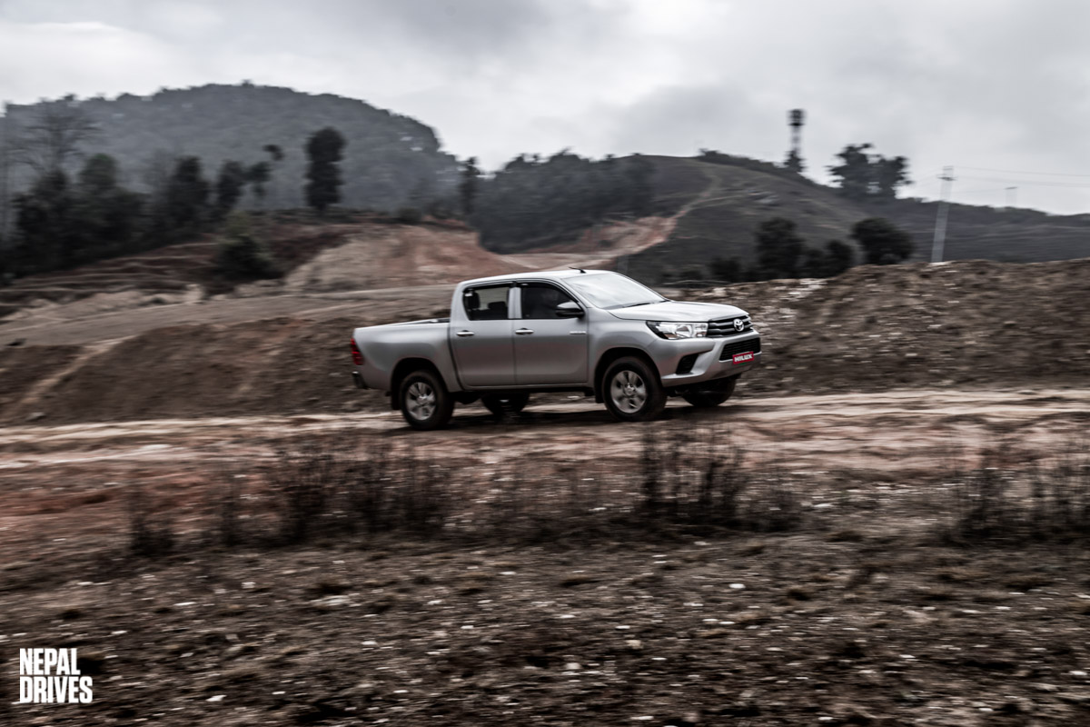 Toyota Hilux 2019 Nepal Test Drive Review Image20