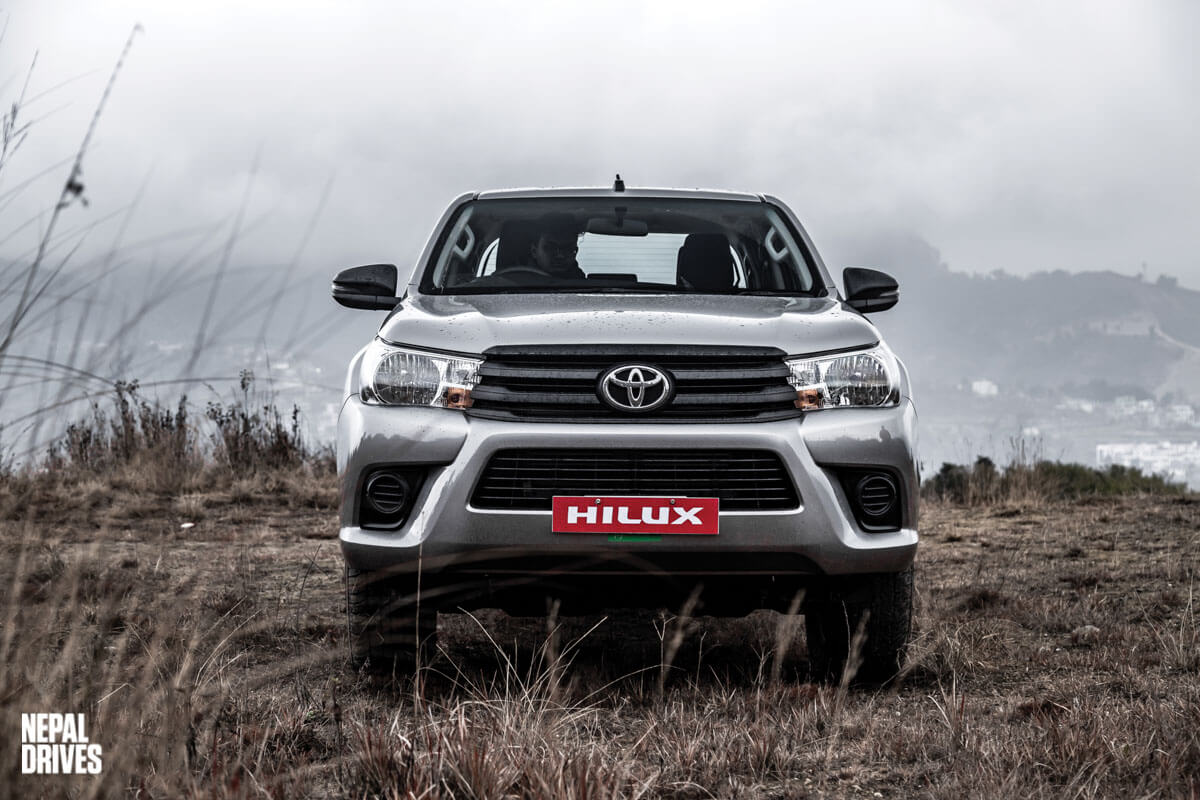 Toyota Hilux 2019 Nepal Test Drive Review Image4
