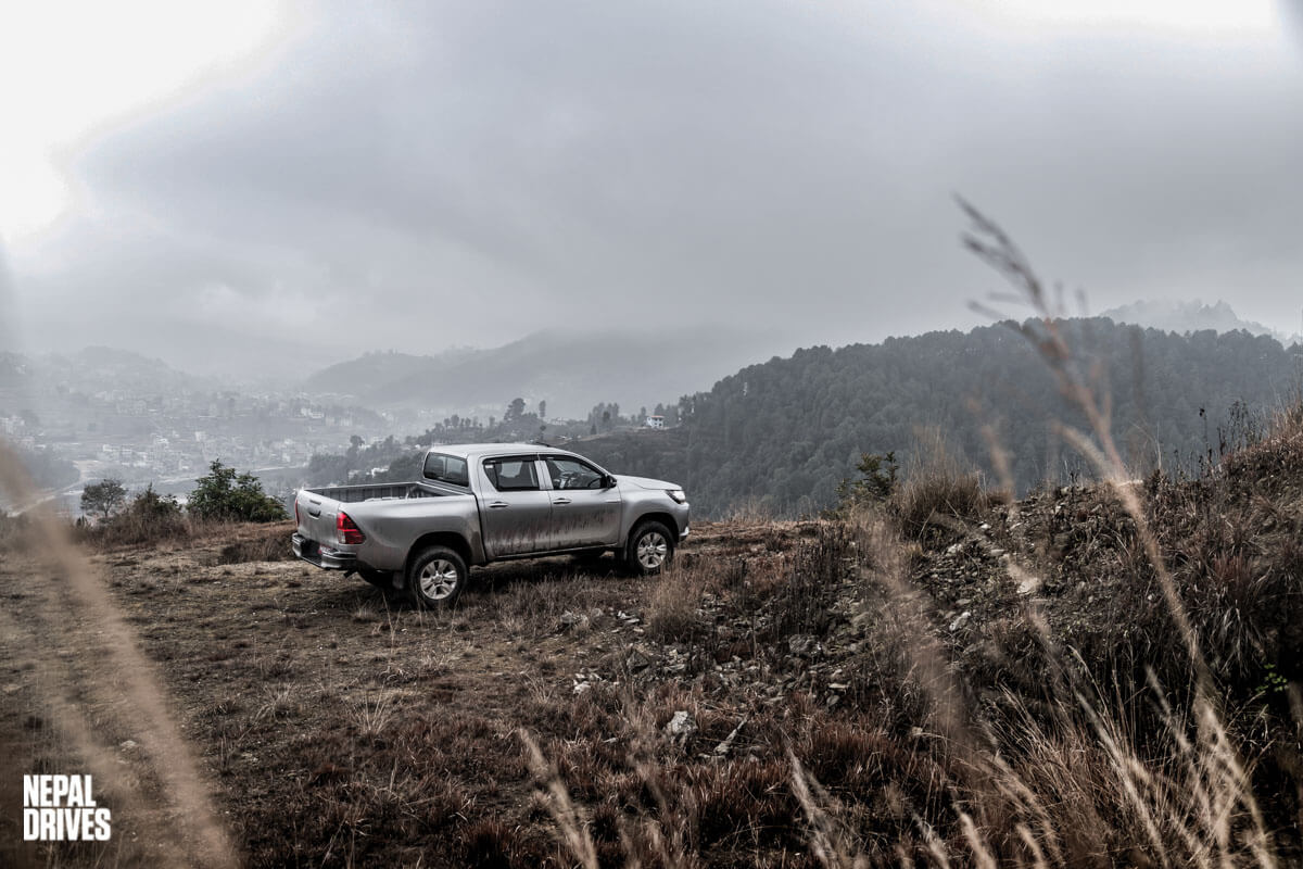 Toyota Hilux 2019 Nepal Test Drive Review Image6