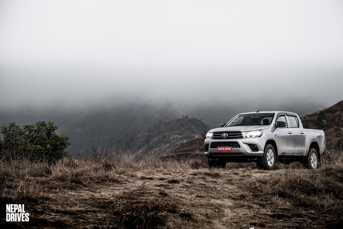Toyota Hilux 2019 Nepal Test Drive Review Image7