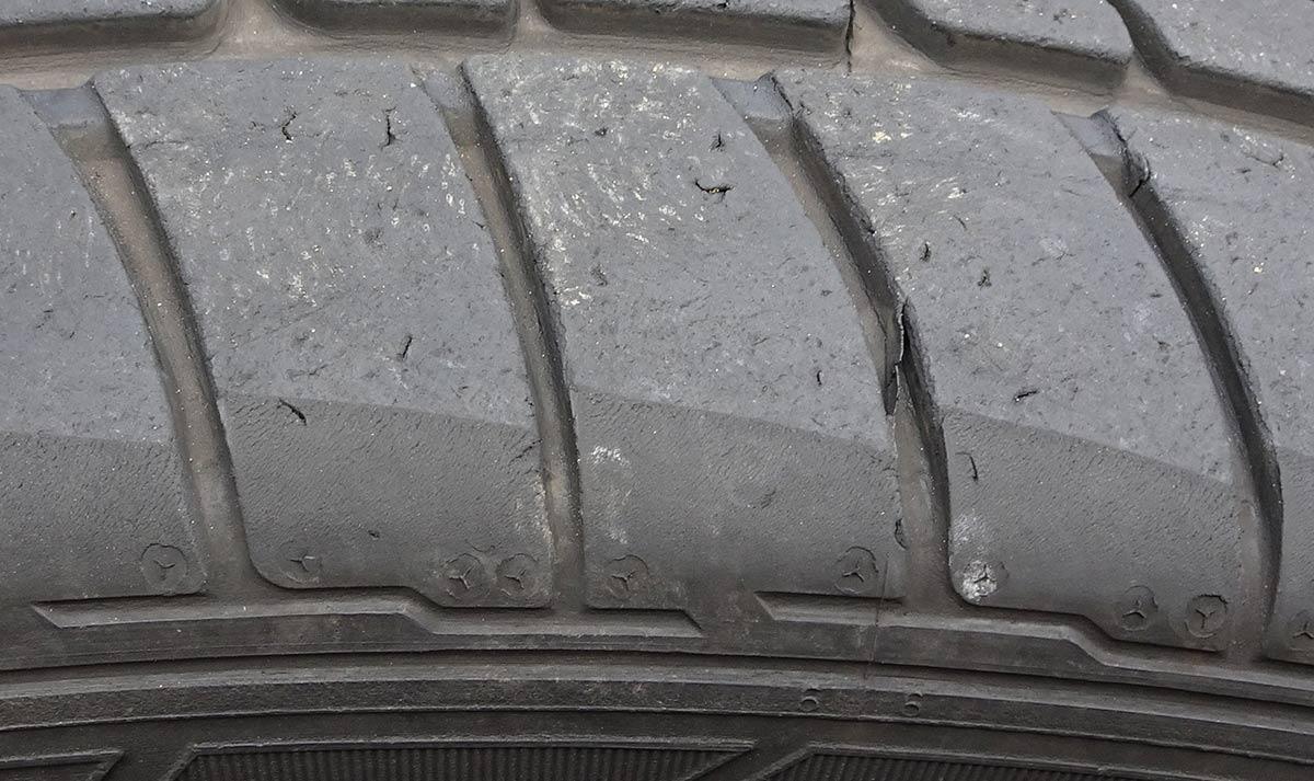Tyre wear pollution Harmful Image1