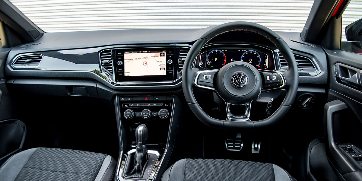VW T Roc Launched In India 3