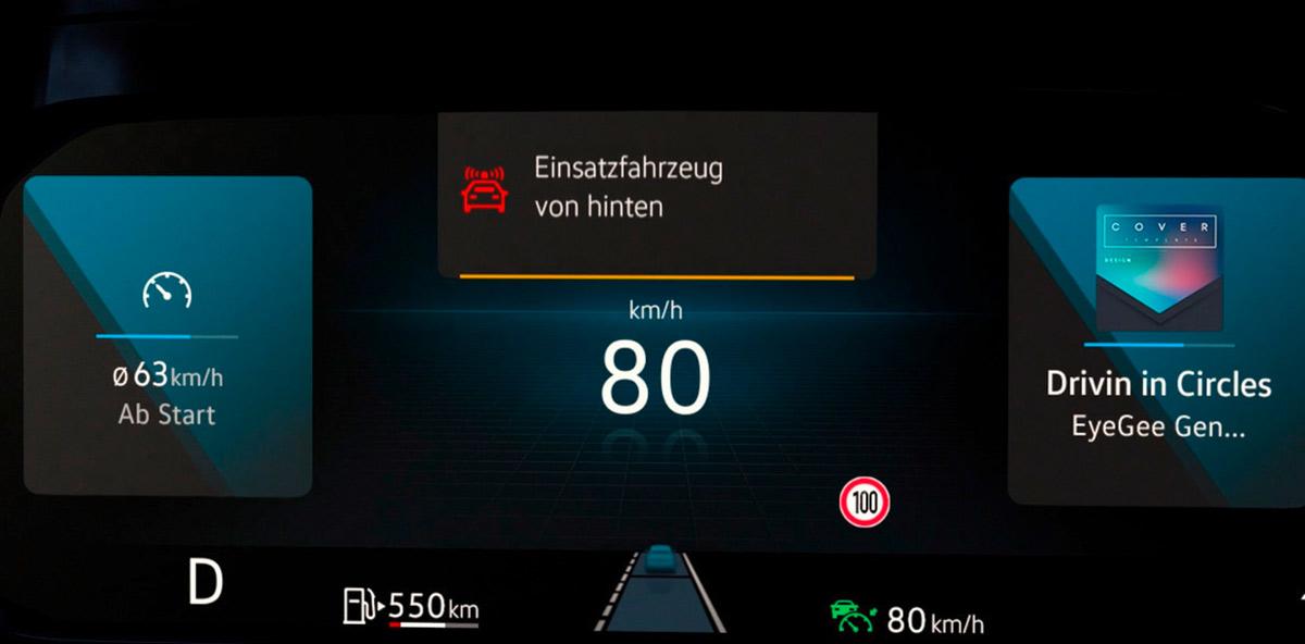 Volkswagen Car2X technology Image2
