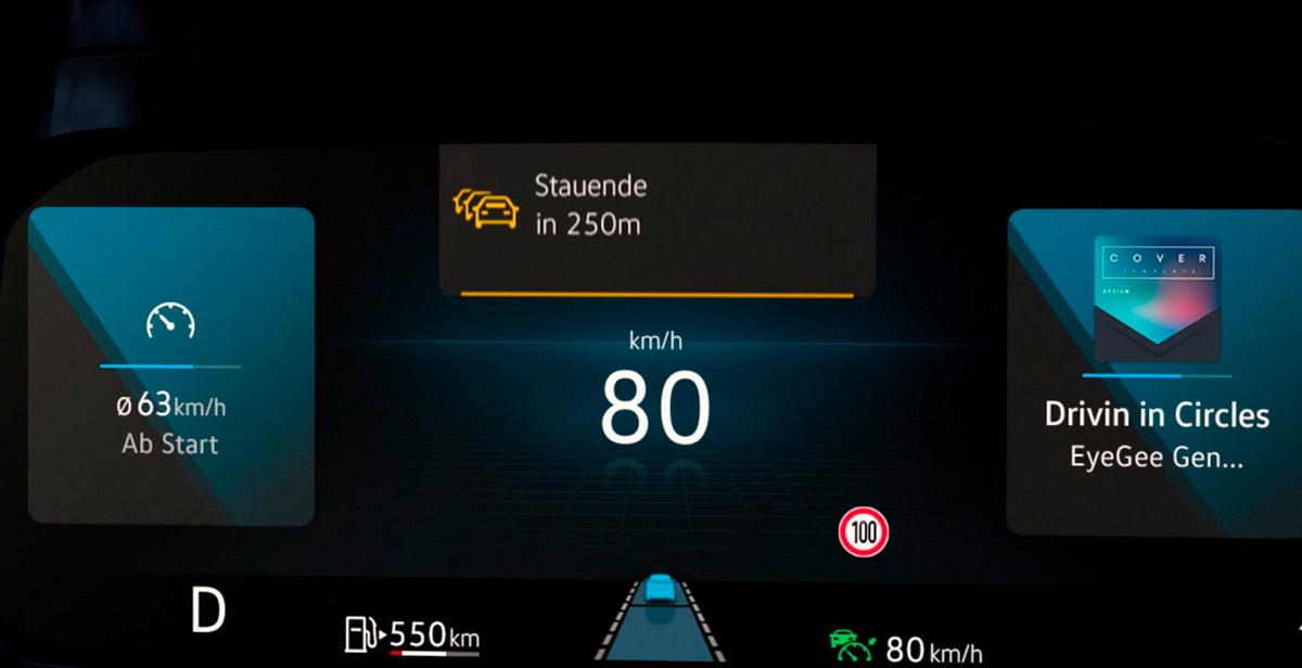 Volkswagen Car2X technology Image3