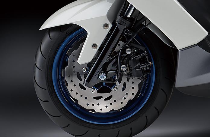 Yamaha Majesty S 155 1
