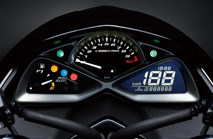 Yamaha Majesty S 155 3