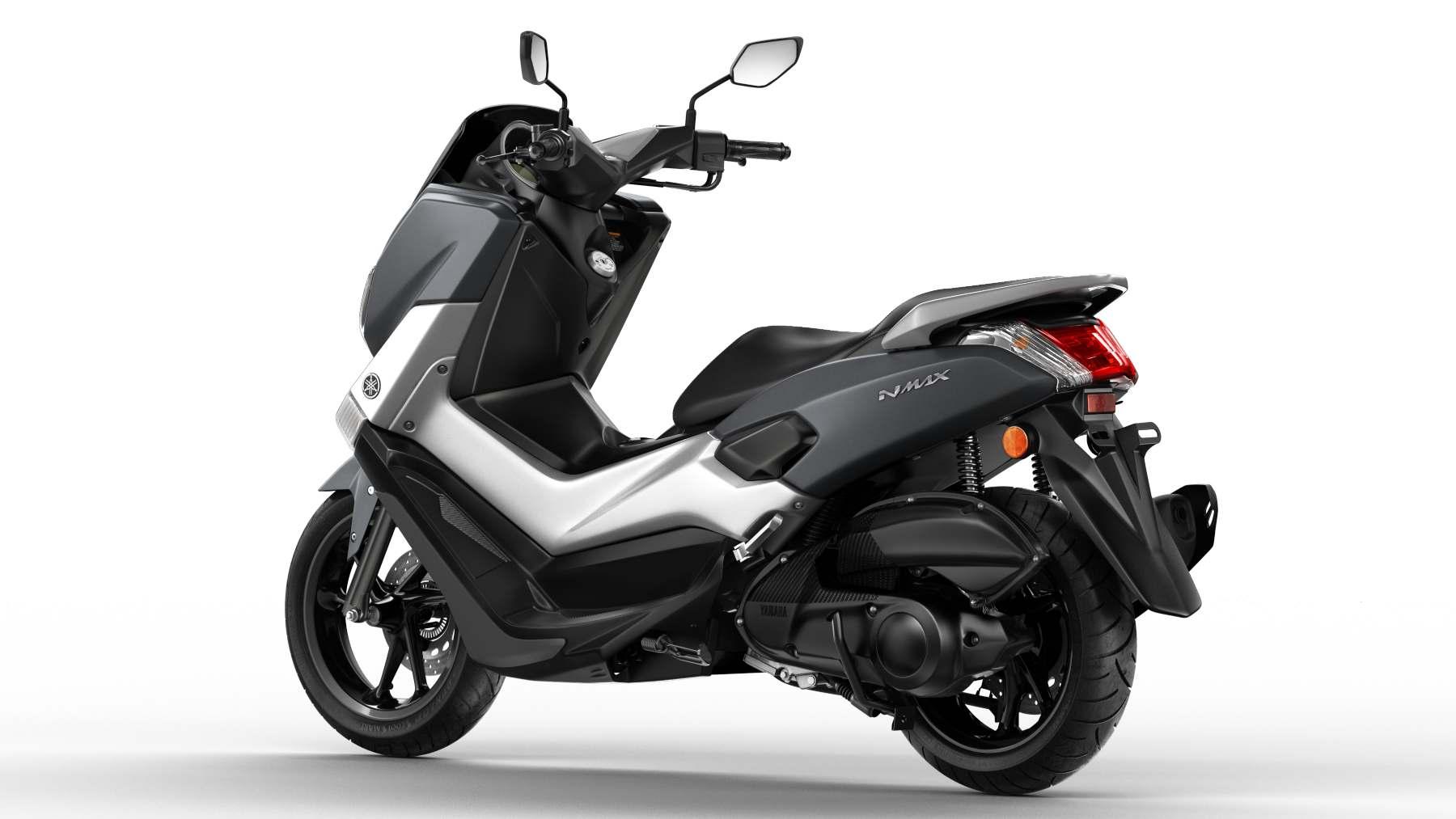 Yamaha NMax 125 2019 5