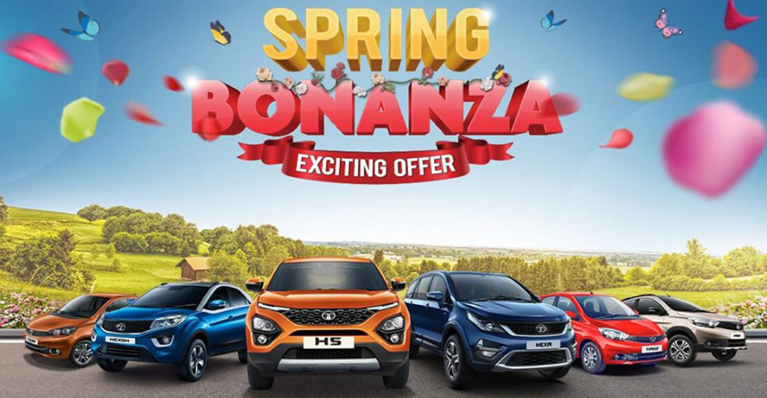 tata motors nepal spring bonanza offer featured image