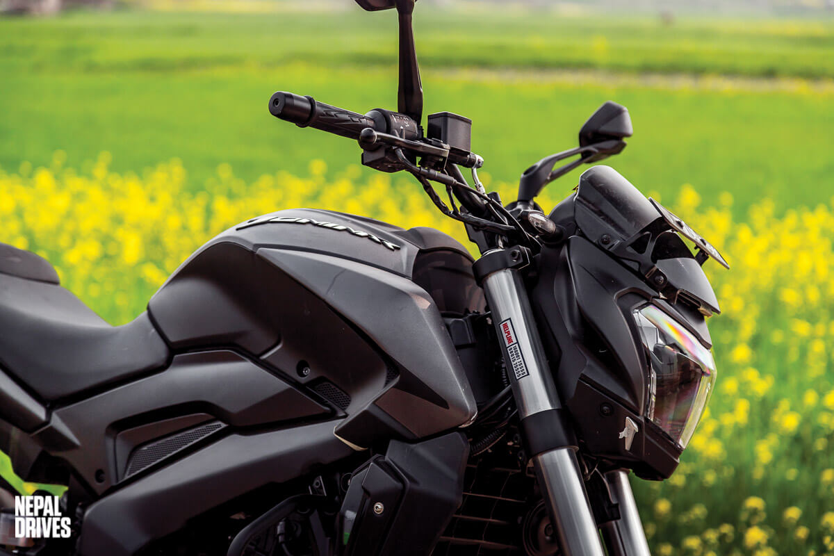 2020 Bajaj Dominar 400 Drives Test Ride Review Price Image9