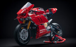 Ducati V4 R Lego Technic Featured Image