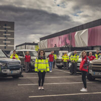 Jaguar Land Rover British Red Cross COVID19 Featured Image