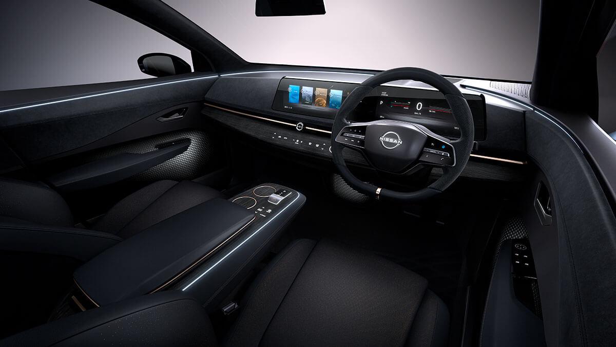 Nissan ARIYA Concept 13 source