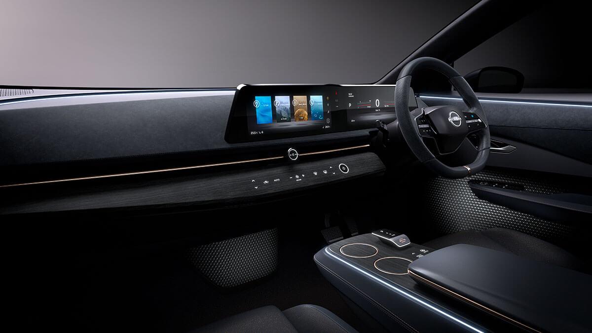 Nissan ARIYA Concept 14 source