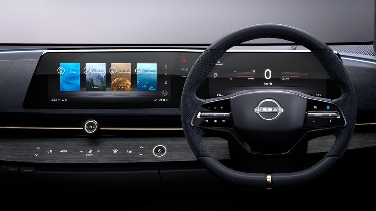 Nissan ARIYA Concept 15 source