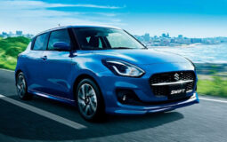2020 Suzuki Swift Facelift Launched In Japan Featured Image