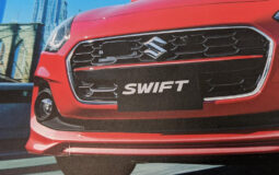 2020 Suzuki Swift Facelift Leaks In Brochures Featured Image