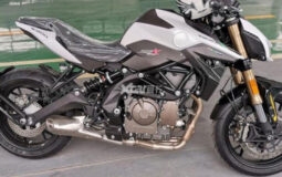 Benelli SRK 500 Spied Featured Image