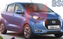 Datsun RediGo Facelift Leaks Online Featured Image
