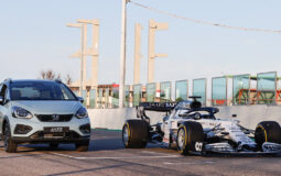 Honda Jazz Formula 1 Featured Image