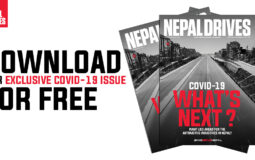 Nepal Drives Covid19 Special Issue Featured Image
