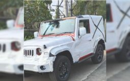 New Mahindra Thar Featured Image