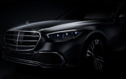 New Mercedes Benz S Class Featured Image