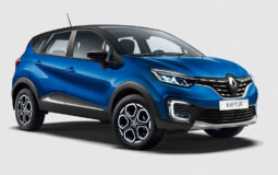 Renault Captur Facelift Featured Image