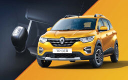 Renault Triber EasyR AMT Open For Booking In India Featured Image