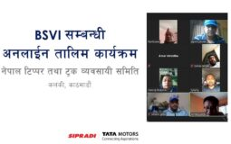 Sipradi Trading Nepal Truck Tipper Community Online BSVI Training Featured Image