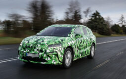 Skoda Enyaq EV Prototype Featured Image