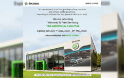 Skoda extended warranty service covid19 nepal featured image